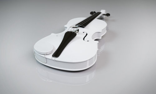 Marvellous Violin 3d illustration by IGNITE