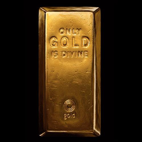Gold Bar Illustration