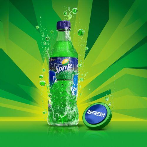 Sprite Branding Work By IGNITE Team