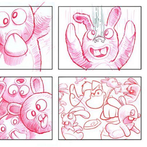 Storyboard Rayman