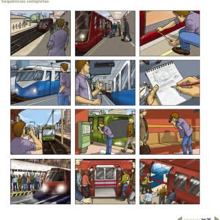 IMOTIV - Storyboard illustrators. UK