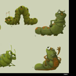IMOTIV Character Design