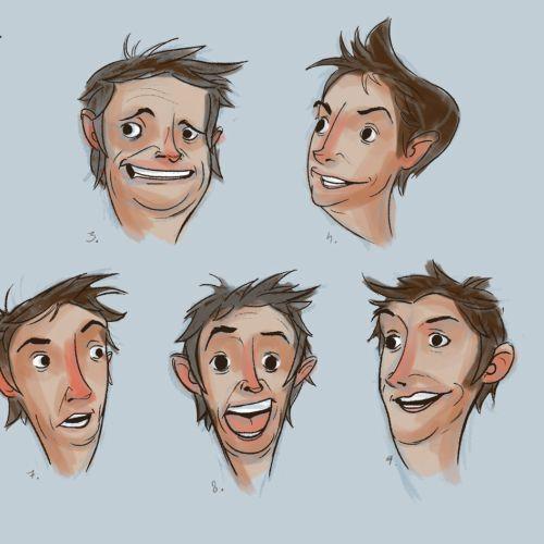IMOTIV Storyboard illustrators. UK