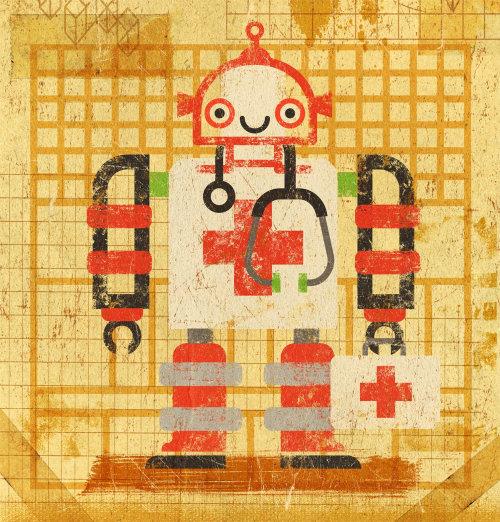 NHS Robot Conceptual Design