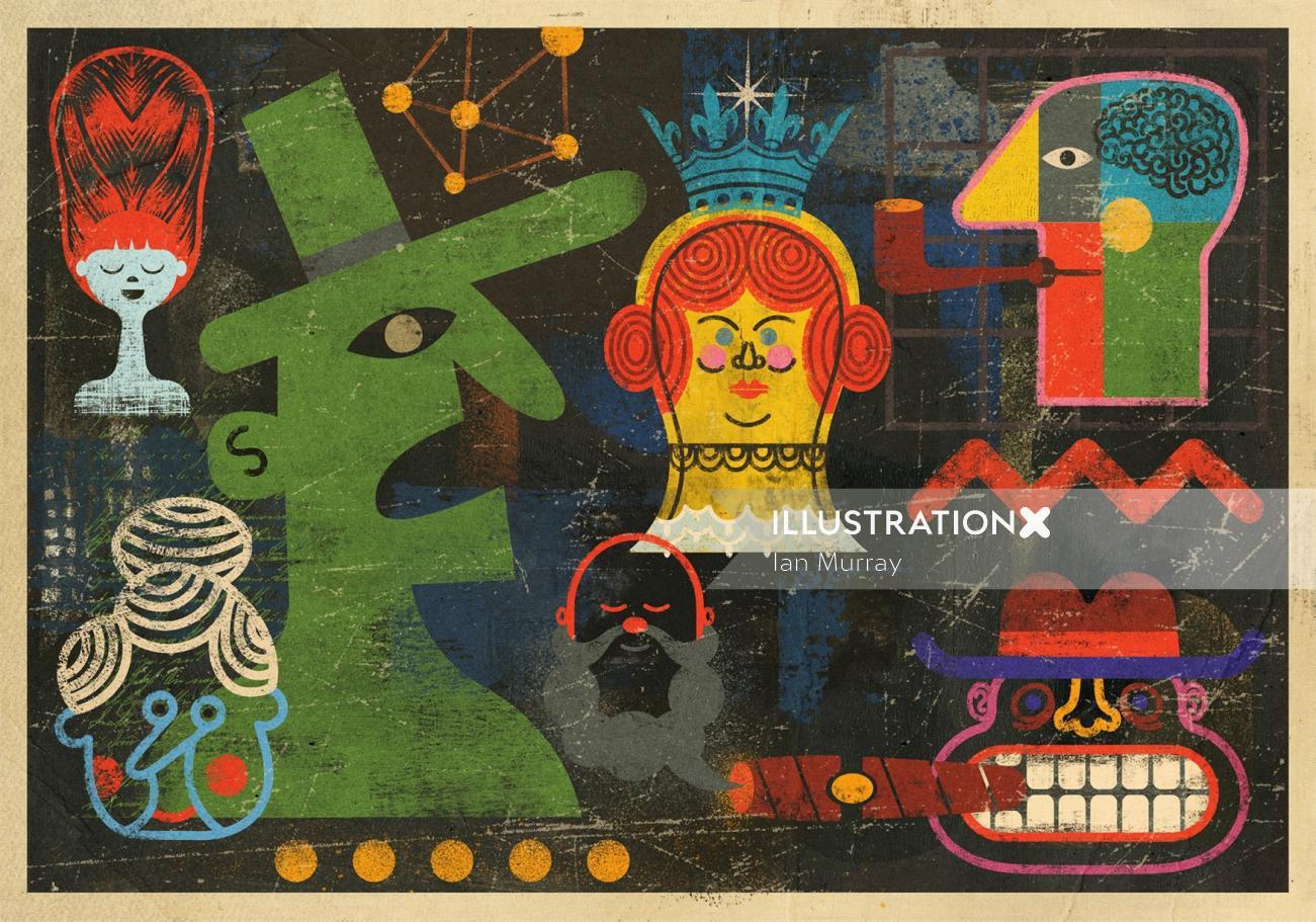Conceptual Design Faces