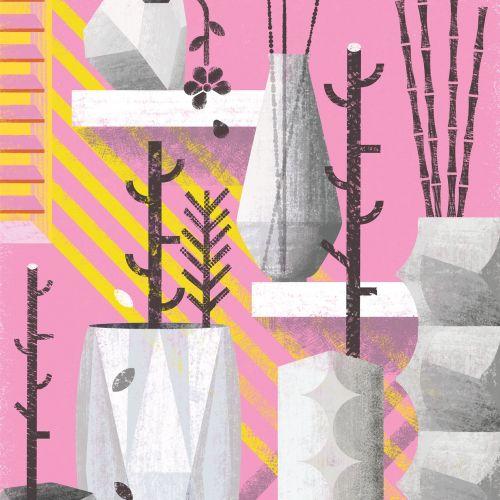 Vases conceptual design