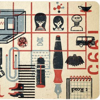 Ian Murray Character Design
