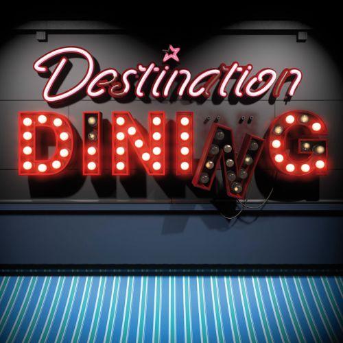 Lettering illustration of Distinction Dininc
