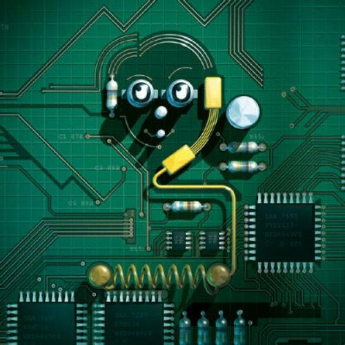 3d Circuit Board