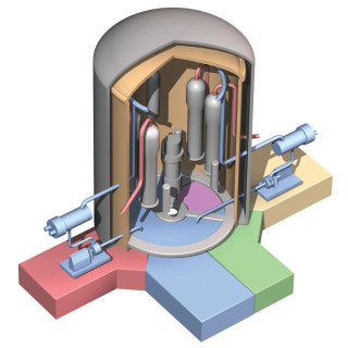 Reactor illustration | Technical style gallery