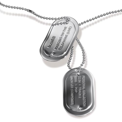 Dogtags illustration by Ian Naylor