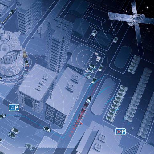 Terra Mater Magazine DE Sensor city