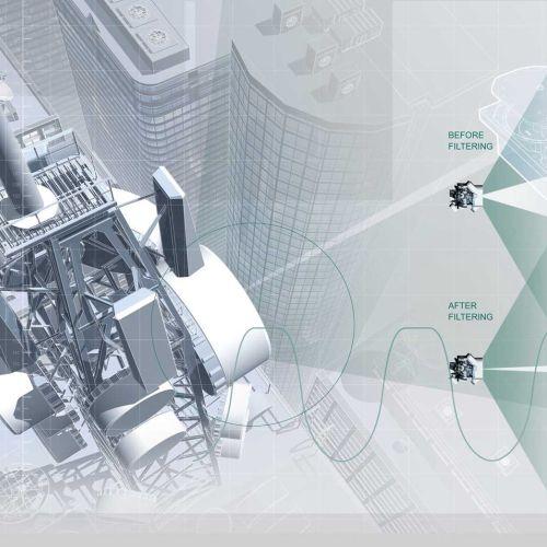 An illustration of Telecommunication