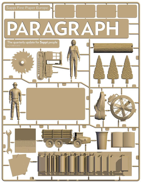 Paragraph Graphic Design