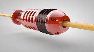 Plug illustration | Technical style gallery