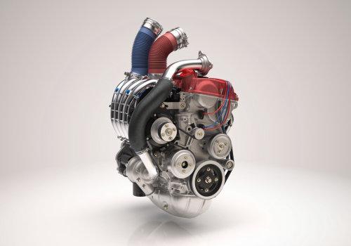 Digital illustration of a medical equipment