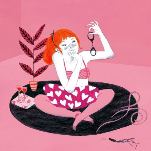 Lifestyle Illustration of Bondage