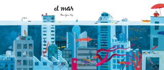 Cover illustration of El Mar