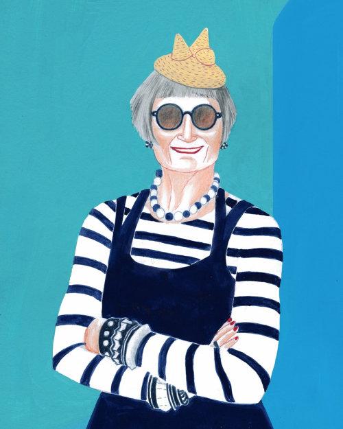 Jean dos fashionistas idiossincráticos