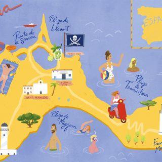 maps, cities, urban, travel, people, lifestile, fashion, editorial