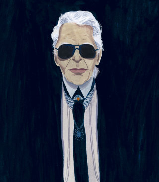 fashion, people, lifestyle, men, vogue, karl lagerfeld