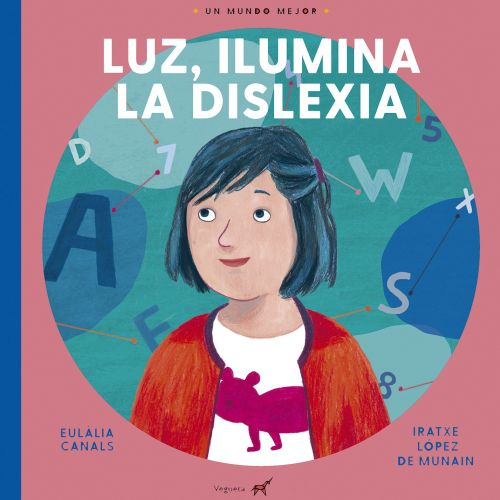 Cover design for children book by Iratxe López de Munáin