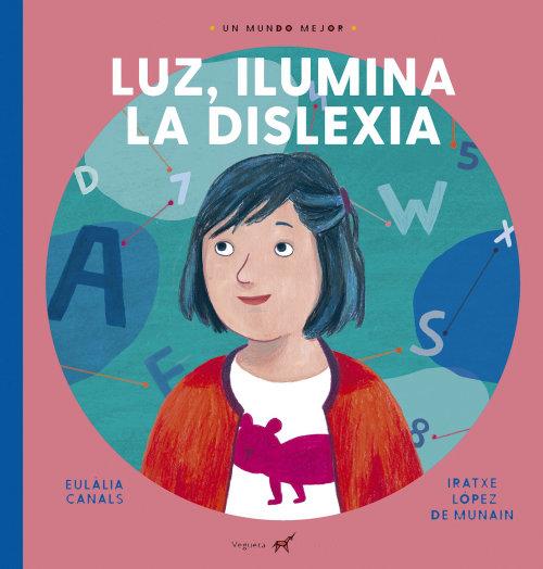 Cover design for children book by Iratxe López de Munáin