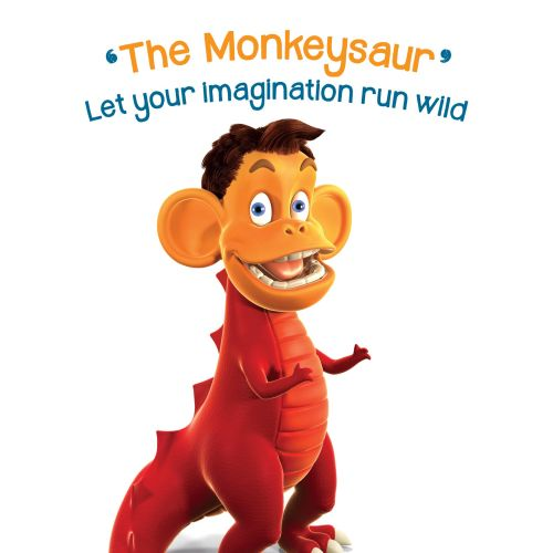 3D design of the Monkeysaurus
