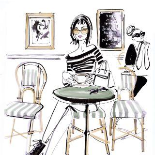 Jacqueline Bissett Food & Drink