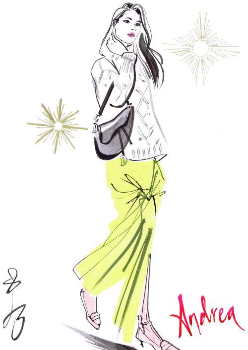 Andrea fashion beauty