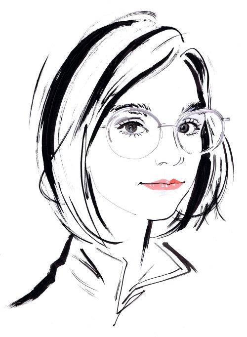 Portrait de Lauren 10 ans