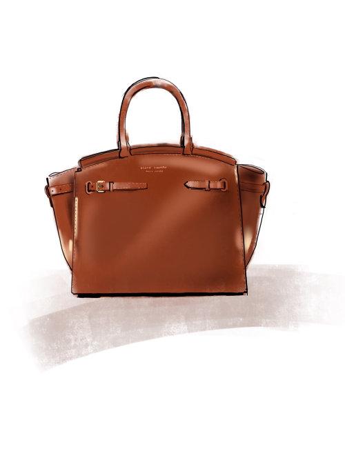 Mode Art graphique du sac à main Ralph Lauren RL50