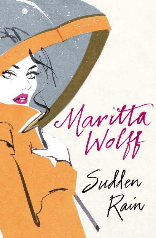 Fashion model Maritta wolff