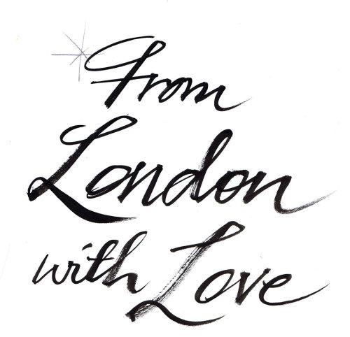 De Londres avec des lettres d'amour