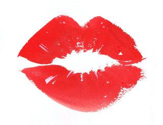Illustration of lips