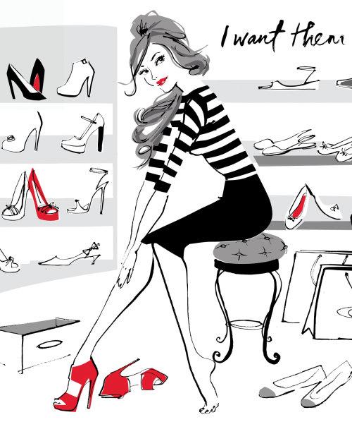 illustration pour le catalogue Thomas Sabo Charm Club