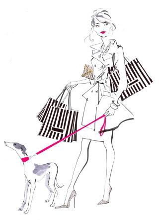 illustration for Henri Bendell 2011