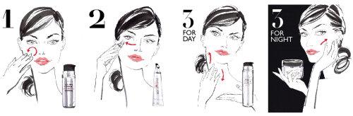 produit de beauté pour filles L'Oréal pour le magazine USA 2011