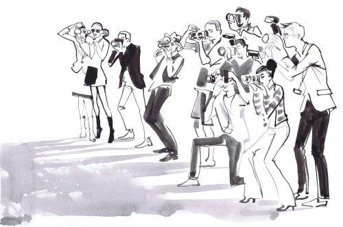 Illustration pour le catalogue Charm Club