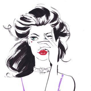 View Jacqueline Bissett's illustration portfolio