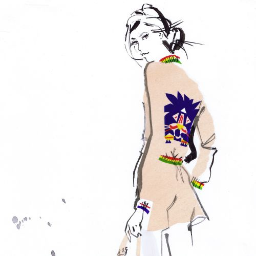 Illustration for Tommy Hilfiger