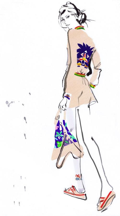 Illustration pour Tommy Hilfiger
