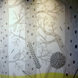 Wall Mural Painting By James Grover Illustrator