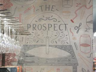 Wall Mural Drawing For Zizzi