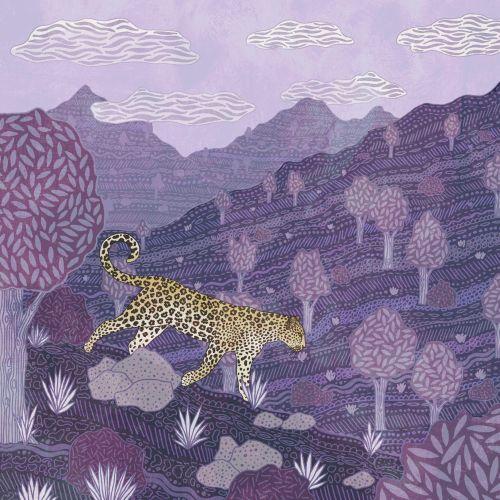 Animals Cheetah in forest