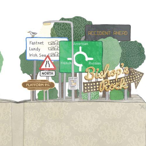 Maps places directions