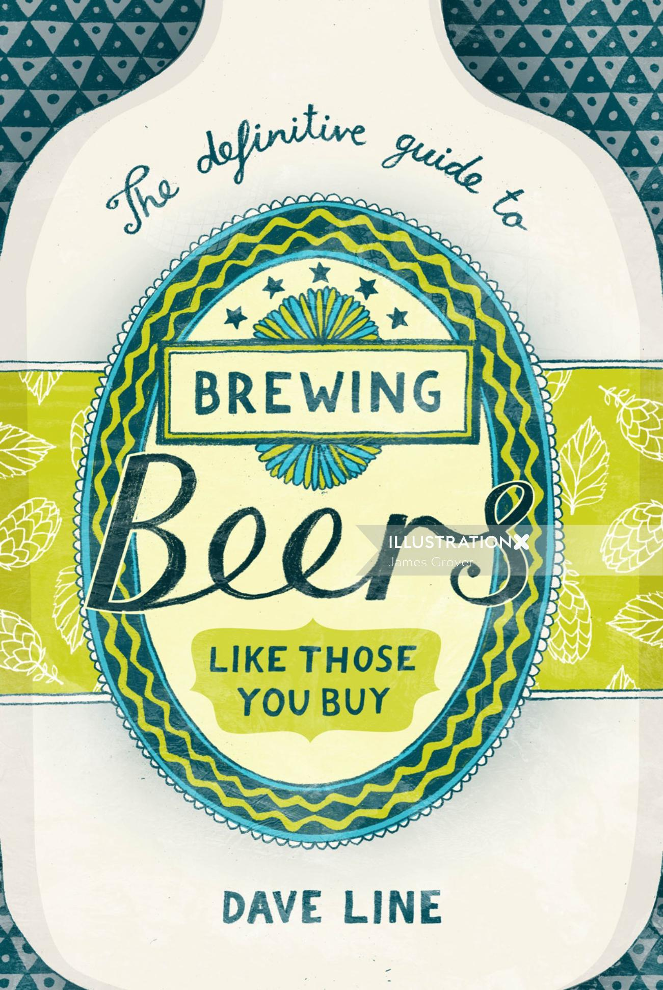 Book Cover for Brewing beers