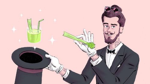 NBC新闻的魔术师插图