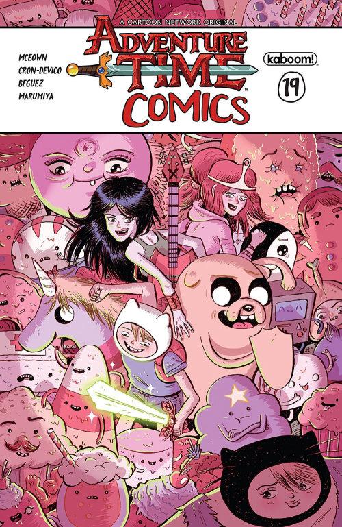 Comic Adventure Time