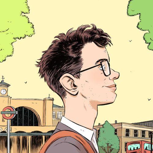Jamie Coe Editorial Illustrator from United Kingdom